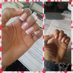 FrenchManicureGelNails